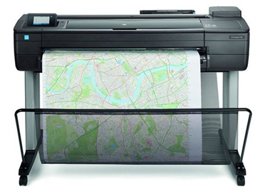 HP DesignJet plotter services